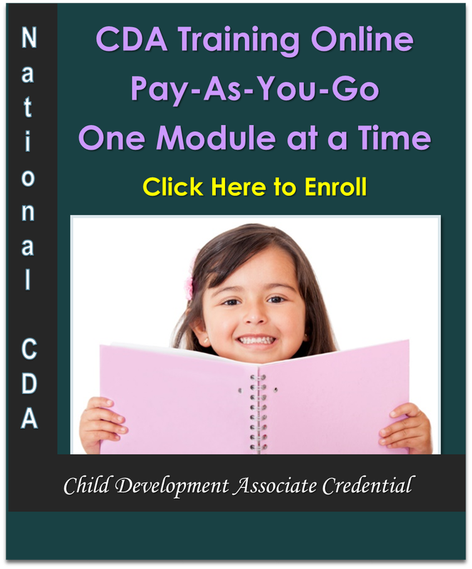 CDA Courses Pay as You Go One Module at a Time Payment Plan