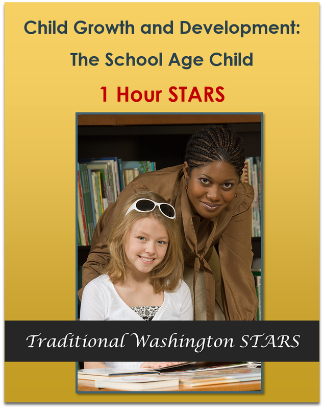 Child Growth and Development: The School Age Child - 1 hour  $9.50