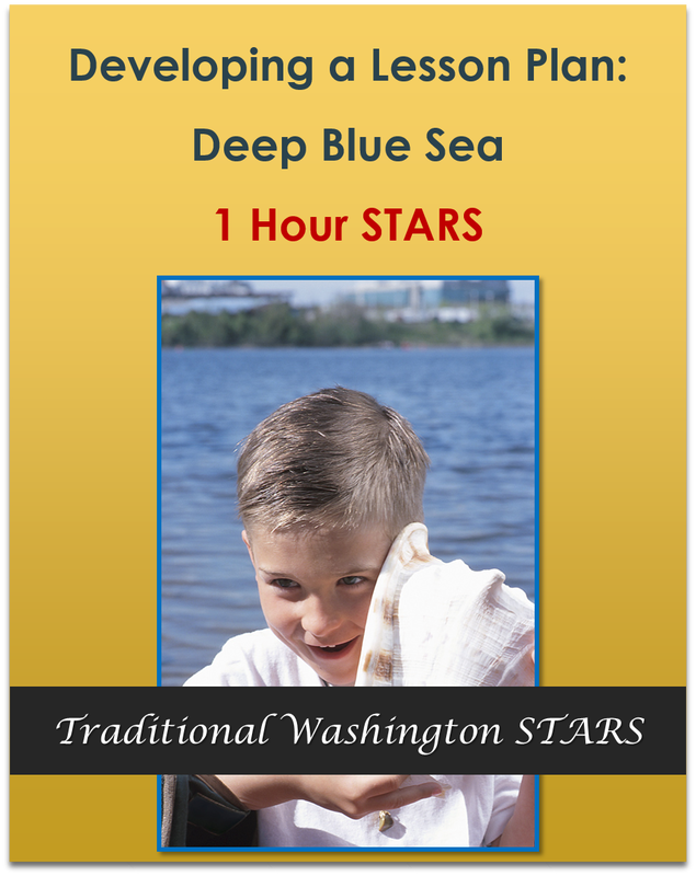 Developing a Lesson Plan: Deep Blue Sea - 1 hour