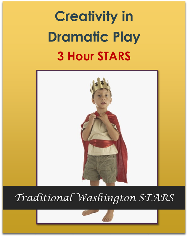 Creativity in Dramatic Play  3 hours $28.50