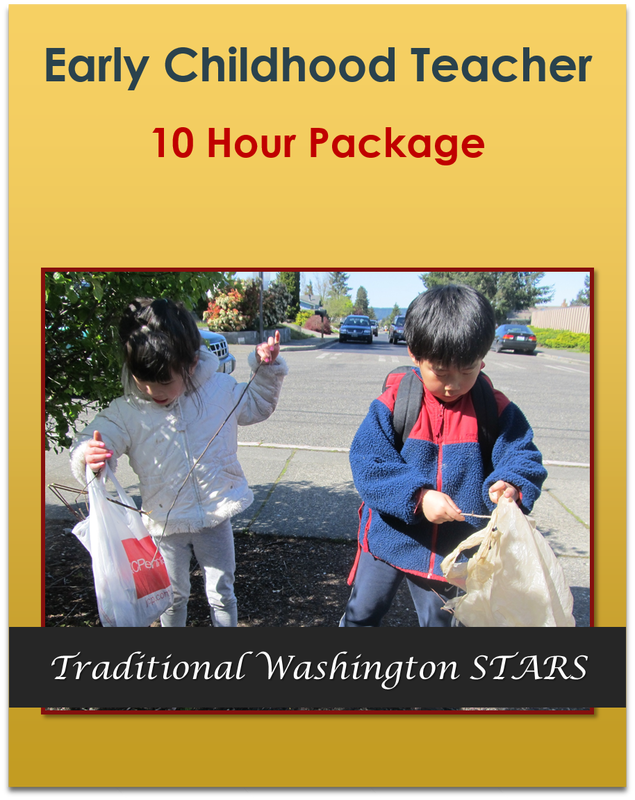 Early Childhood Teacher - 10 Hours Traditional STARS $85.00