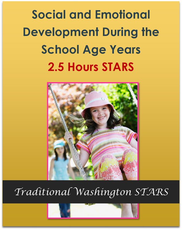 Social and Emotional Development During the School-Age Years 2.5 hours $23.75