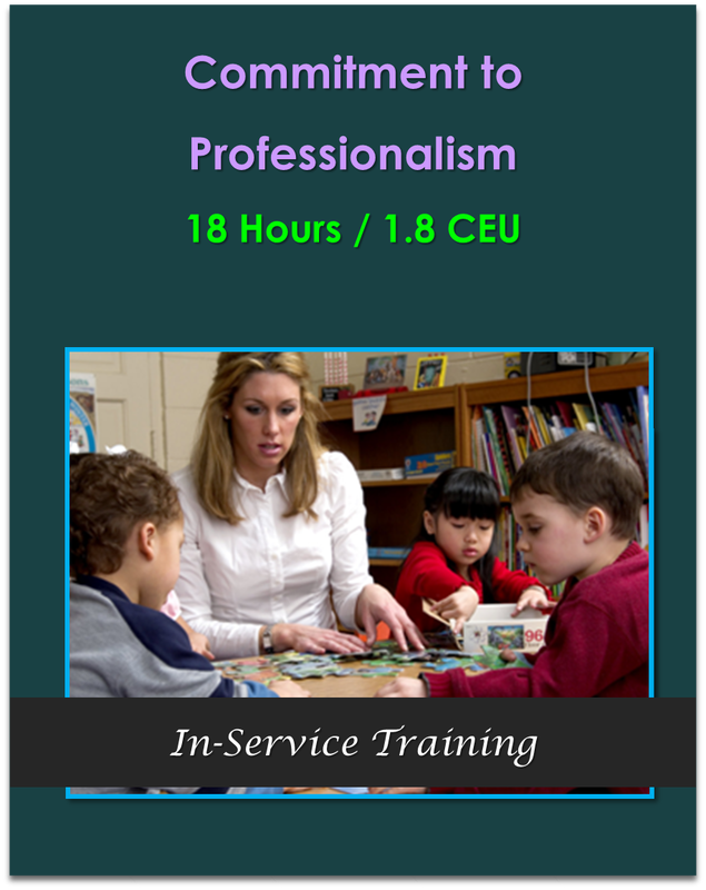 CDA Module 8: Commitment to Professionalism $175.00