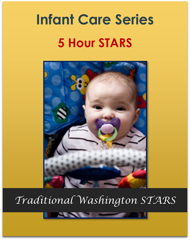Infant Care Series – 5 hours $47.50