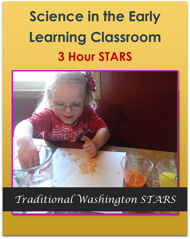 Science in the Early Learning Classroom  3 hours $28.50