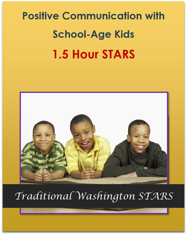 Positive Communication with School Age Kids 1.5 hours $14.25