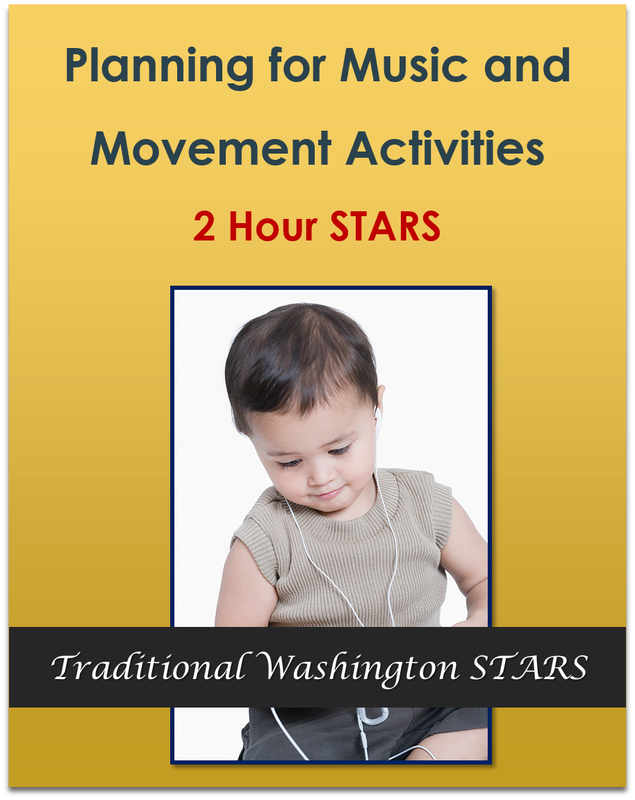Planning for Music and Movement Activities 2 Hours  $19.00