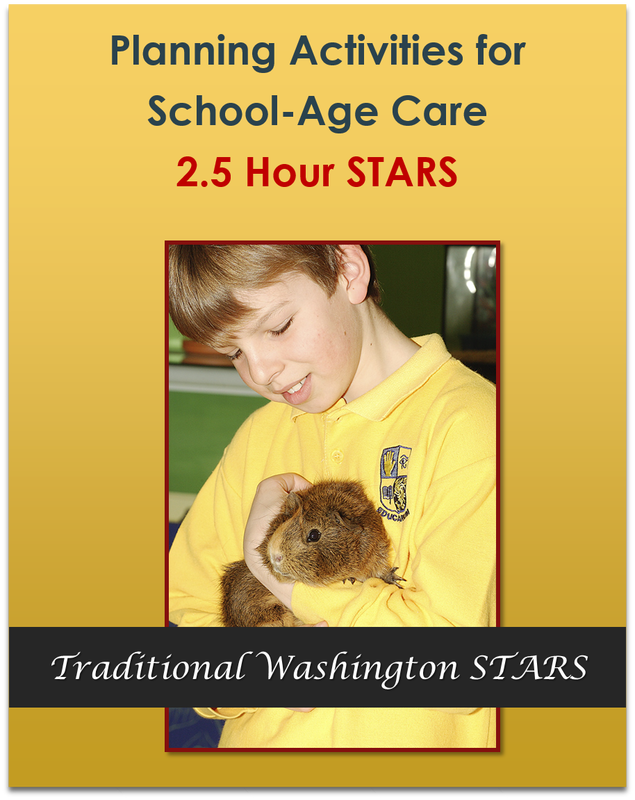 Planning Activities for School Age Care 2.5 hours $23.75