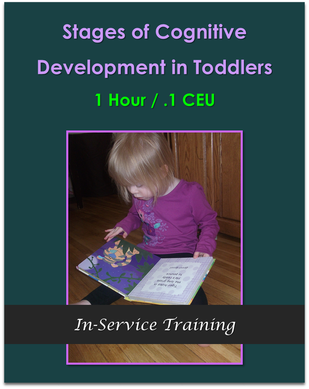 Stages of Cognitive Development in Toddlers 1 hour / .1 CEU  $10.50