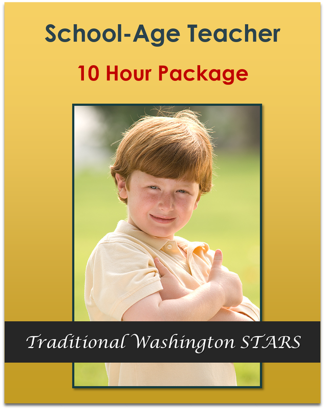 School Age Teacher - 10 Hours Traditional STARS $85.00