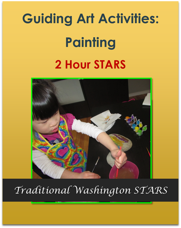 Guiding Art Activities: Painting - 2 hours $19.00