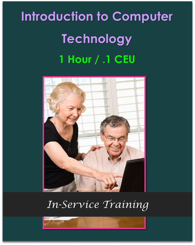 Introduction to Computer Technology 1 hour / .1 CEU $10.50