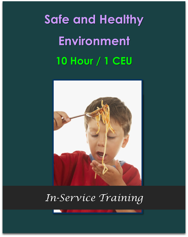 CDA Module 1: Safe and Healthy Environment  $105.00