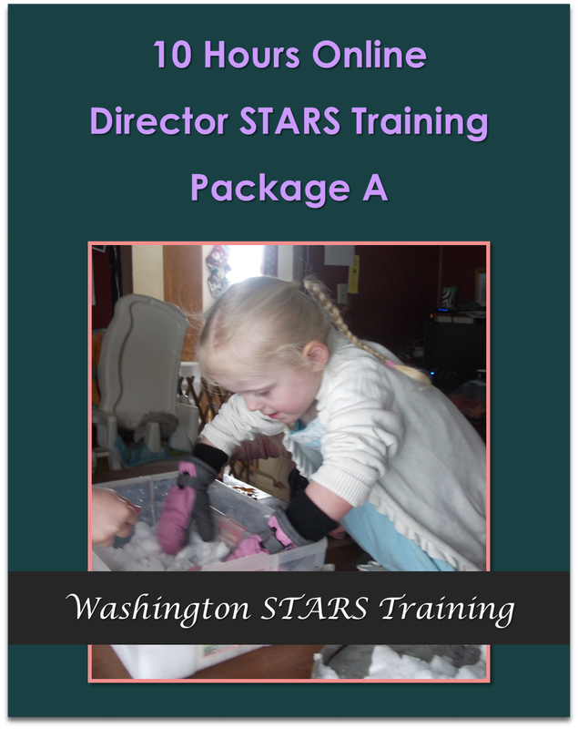 10 Hours Director STARS Package A  (10 hours / 1 CEU)   $105.00