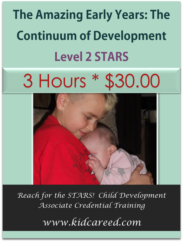 The Amazing Early Years: The Continuum of Development