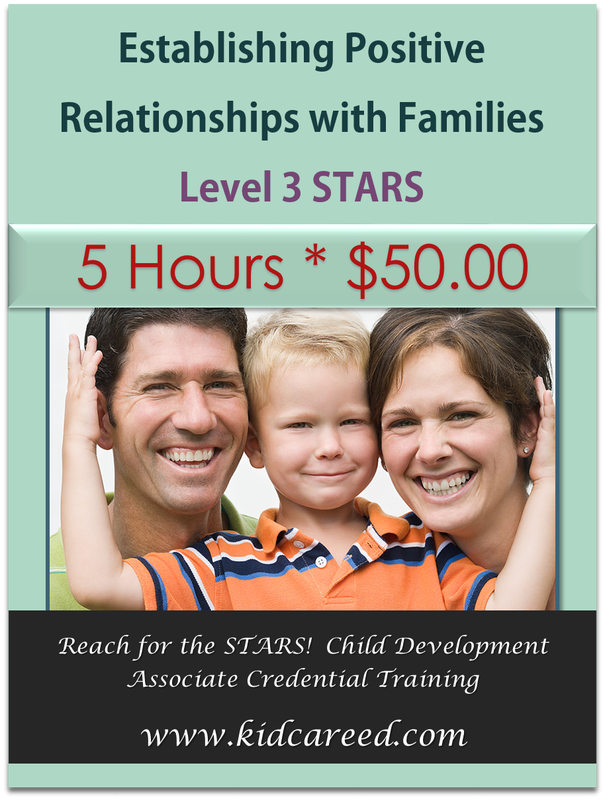 Establishing Positive Relationships with Families
