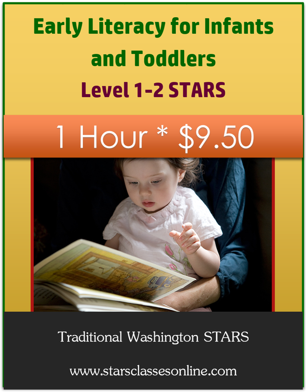 Early Literacy for Infants and Toddlers