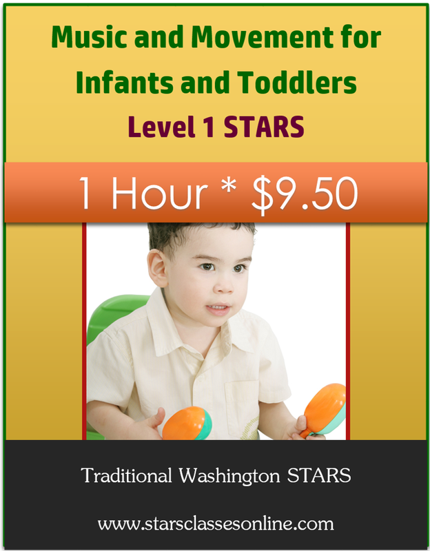 Music and Movement for Infants and Toddlers