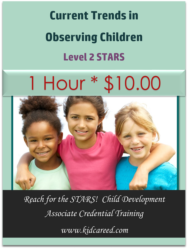 Current Trends in Observing Children