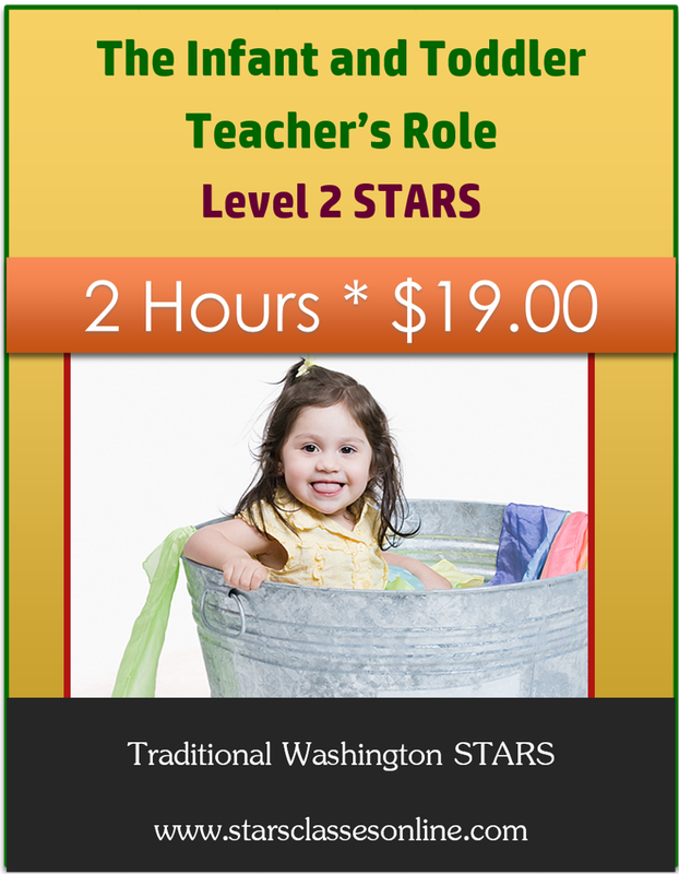 The Infant and Toddler Teacher's Role