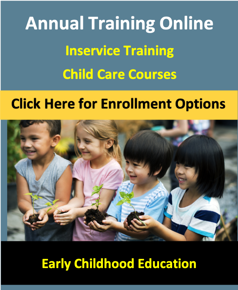 Texas Child Care Courses