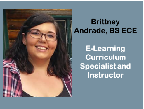Brittney Andrade, BS ECE