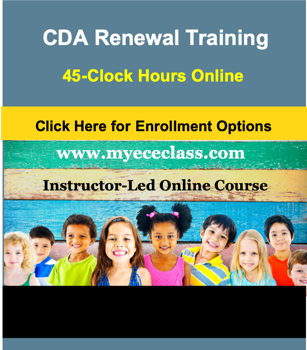 DE CDA Credential Renewal