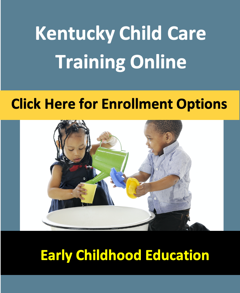 KY Childcare training