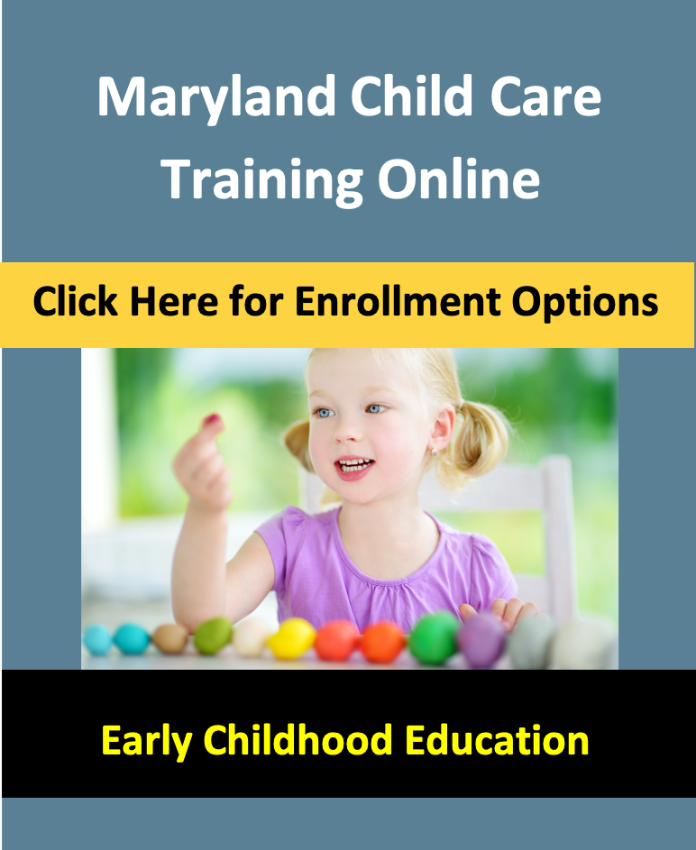 MD Childcare Training