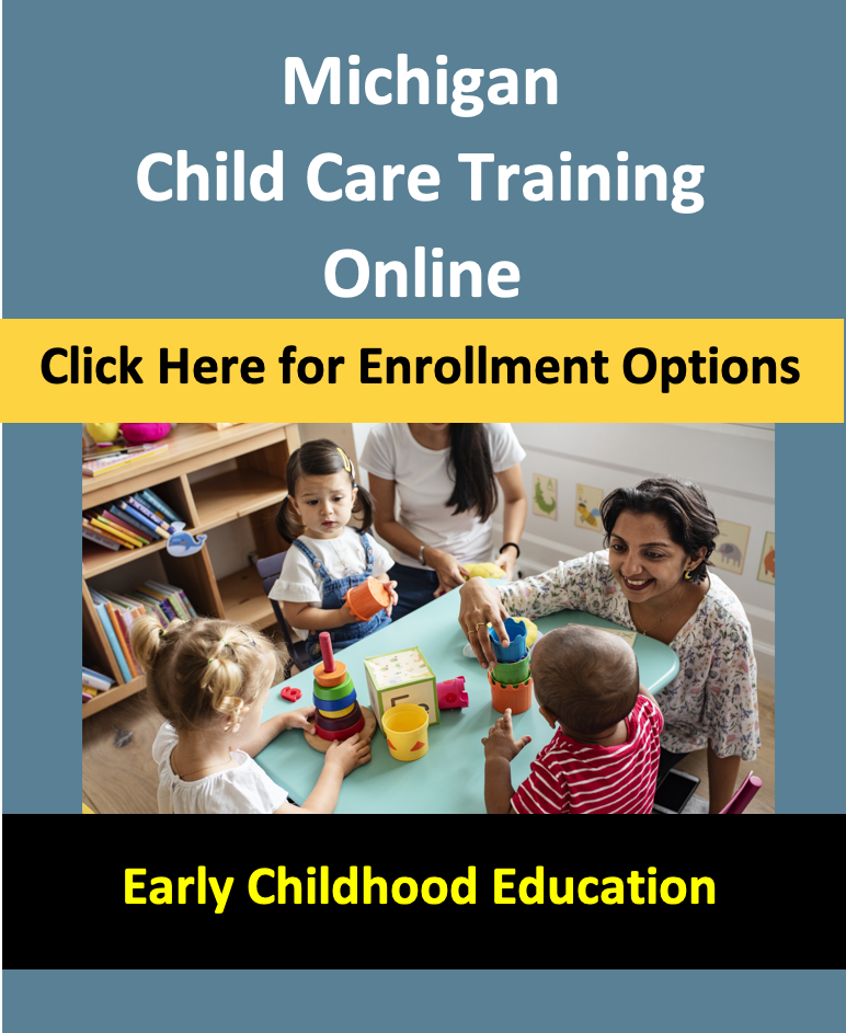 MiRegistry Training for Child Care