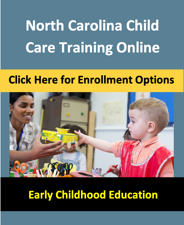 NC Childcare Courses