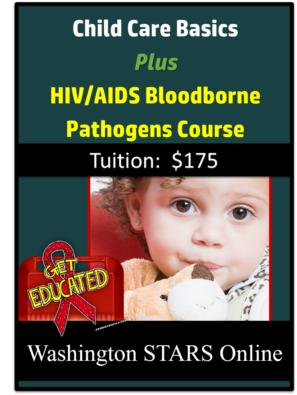Stars 30 hour child care basics 30 hours stars plus hiv aids bloodborne pathogens course xflitez Choice Image