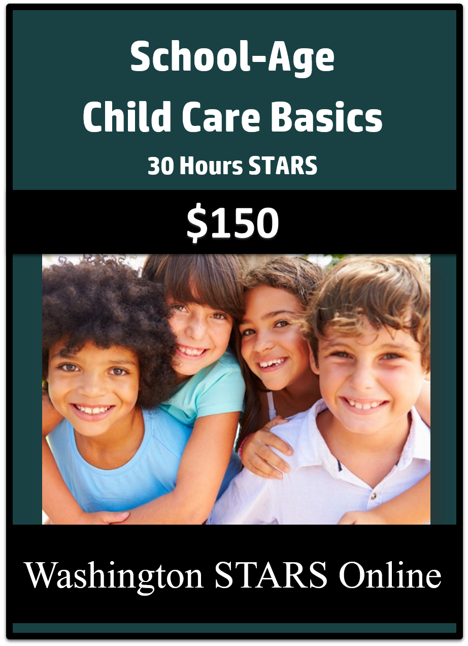 Stars 30 hour school age child care basics stars training online xflitez Choice Image